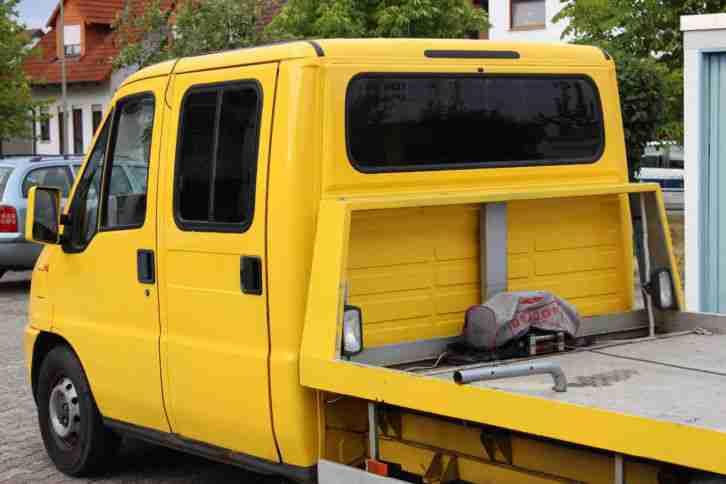 fiat ducato 2 5 td abschlepptransporter f r pkw nutzfahrzeuge angebote. Black Bedroom Furniture Sets. Home Design Ideas