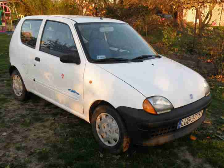 FIAT Seicento Elettra Electric Car Electric Car