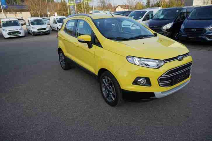 ECOSPORT 1.0 B 125 PS VOLL VERSION