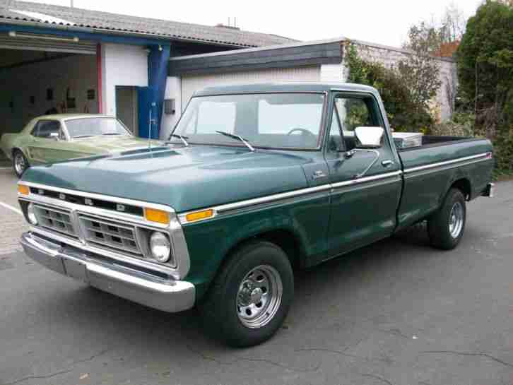 FORD F100,ROSTFREI,TOP