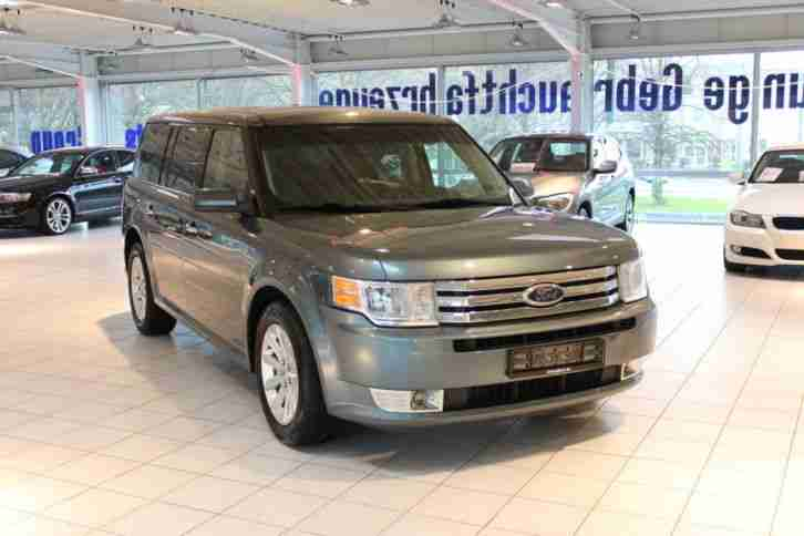 ford flex 3 5 v6 awd 2010 klima alu t v nord die besten. Black Bedroom Furniture Sets. Home Design Ideas