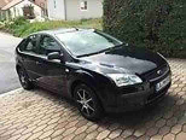 FORD Focus 1.6TDCi DPF Fun - Turbolader neu