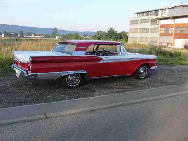 ford galaxie 2 door 1959 h zulassung die besten angebote amerikanischen autos. Black Bedroom Furniture Sets. Home Design Ideas