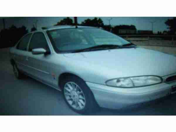FORD MONDEO 2, 0 GHIA AUTOMATIC KLIMA ORG 85