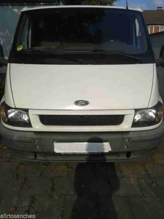 FORD TRANSIT 2.0 TRANSPORT FT 230S bis max. 3800kg