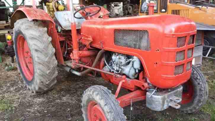 fahr 177 s oldtimer traktor om 636 ohne nutzfahrzeuge. Black Bedroom Furniture Sets. Home Design Ideas