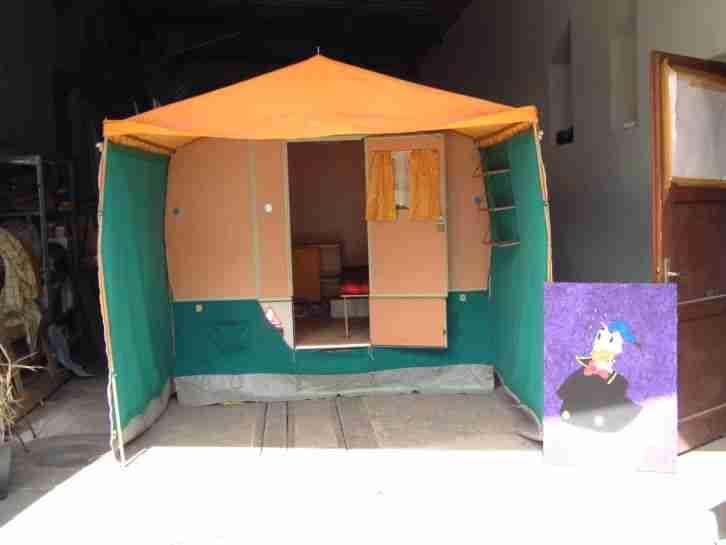 faltcaravan zeltanh nger br derchen scholz wohnwagen. Black Bedroom Furniture Sets. Home Design Ideas