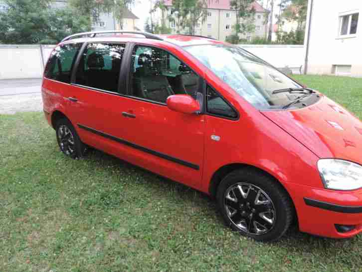 Familien Auto Ford Galaxy