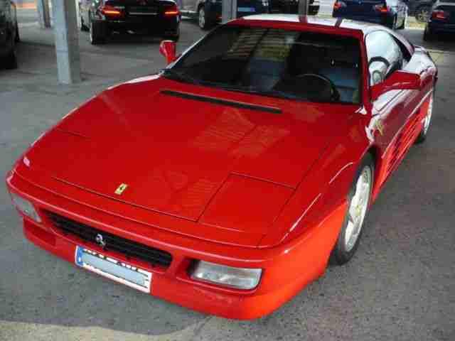 Original Ferrari Keilriemen Klimakompressor für 360 modena