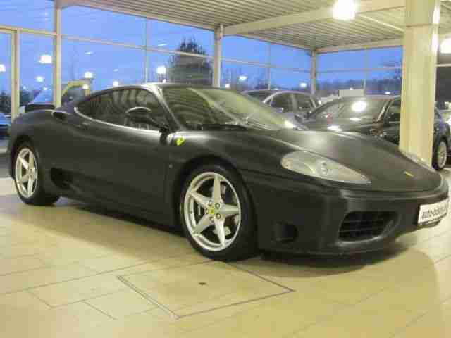 ferrari 360 modena xenon carbonschwarz foliert tolle. Black Bedroom Furniture Sets. Home Design Ideas