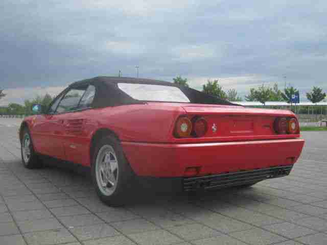 ferrari mondial 3 4 t cabrio tolle angebote in ferrari. Black Bedroom Furniture Sets. Home Design Ideas