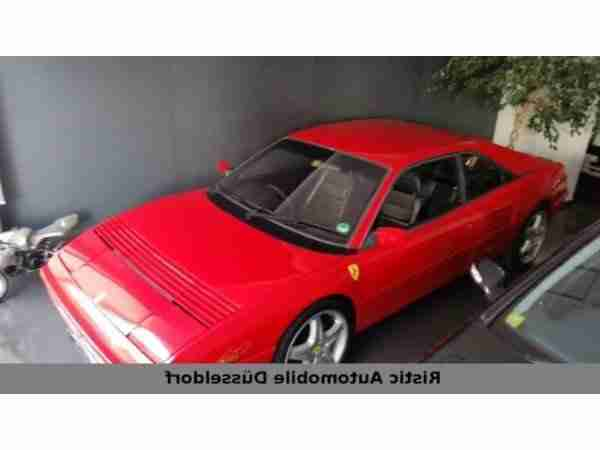 Mondial 3.4 T Coupe Gepflegter Zustand