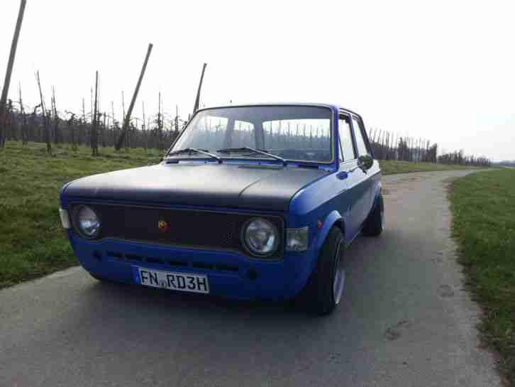Fiat 128 Topseller Oldtimer Car Group