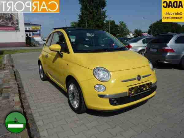 Fiat 500 1.2 8V Lounge Panorama 1. Hand