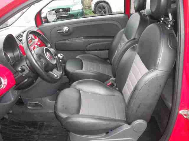 Fiat 500 1.4 16V Sport-TOP Optik-nur 97 Tkm!!