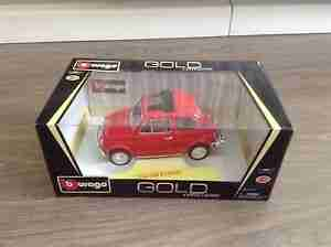 500 L (1968) Burago Gold Collection Collezione