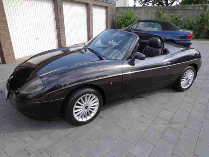 fiat barchetta cabrio 96 kw mit t v au hei er. Black Bedroom Furniture Sets. Home Design Ideas
