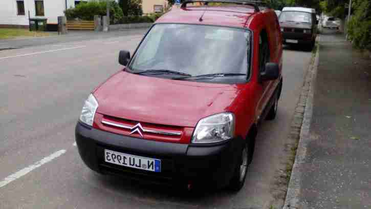Fiat Berlingo 600 1, 9D Neveau B