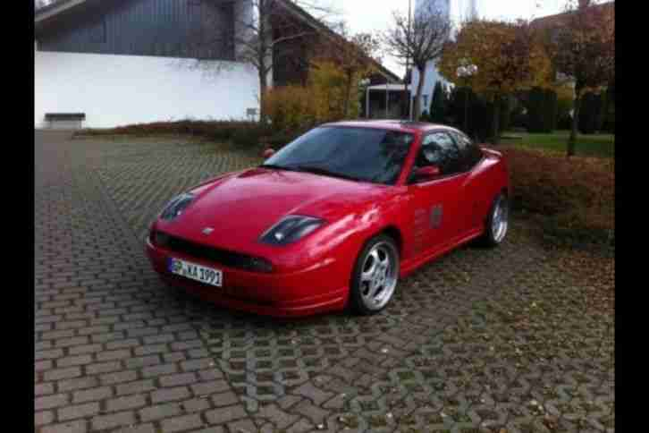 Fiat Coupe 2.0 16v Tuning Ragazzon Ms Design