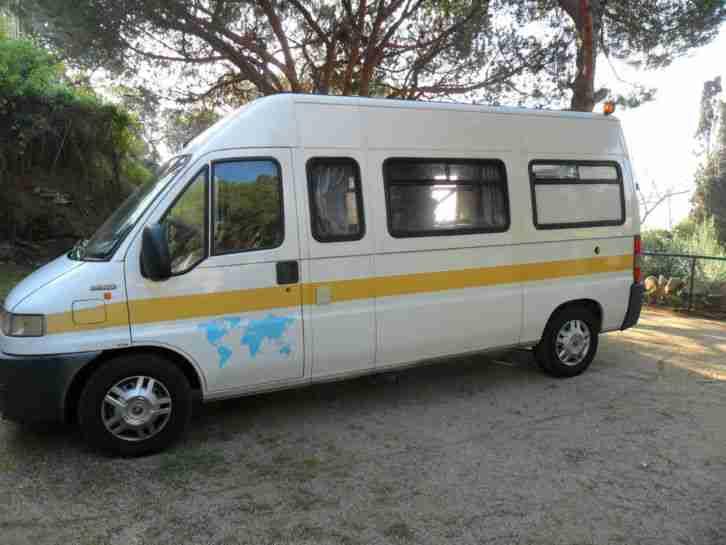 fiat ducato camper wohnmobil wohnwagen wohnmobile. Black Bedroom Furniture Sets. Home Design Ideas