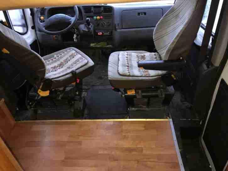 fiat ducato typ 230 4x4 allrad bimobil wohnwagen wohnmobile. Black Bedroom Furniture Sets. Home Design Ideas