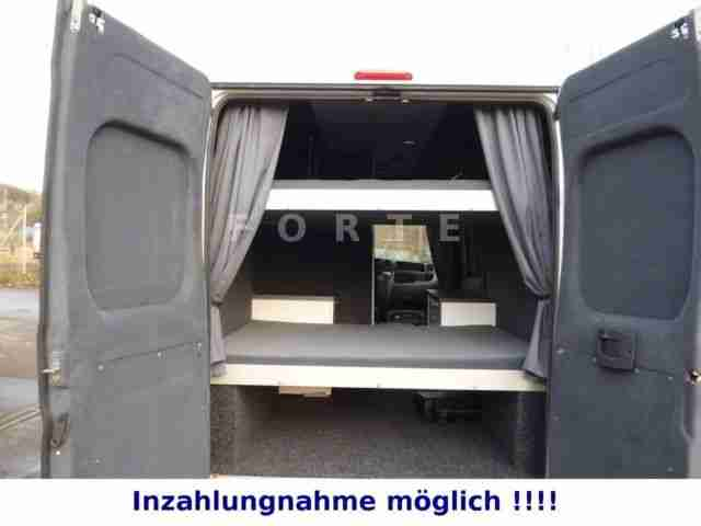 fiat ducato wohnmobil renntransporter 4 wohnwagen. Black Bedroom Furniture Sets. Home Design Ideas