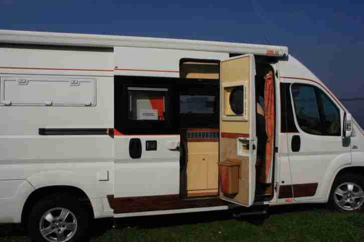 fiat ducato x250 kastenwagen mit motorroller wohnwagen wohnmobile. Black Bedroom Furniture Sets. Home Design Ideas