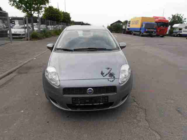 Fiat Grande Punto 1.4 8V Dualogic Speed