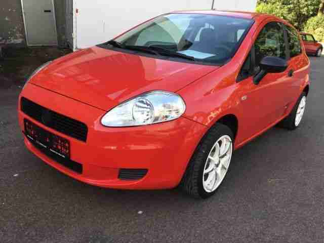 Fiat Grande Punto 1.4 8V Natural Power 2.HAND KLIMA