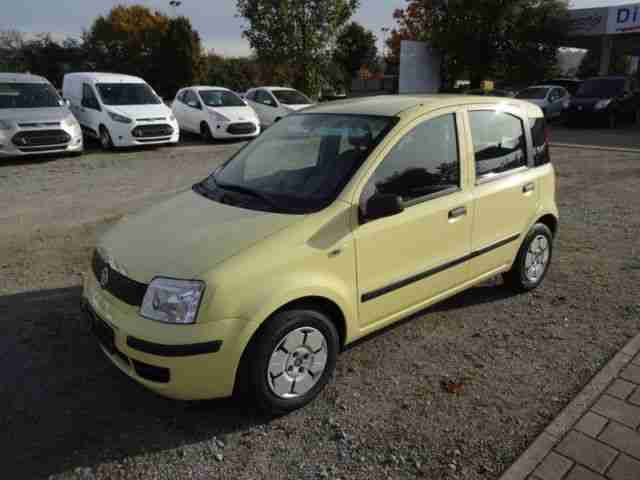 Fiat Panda 1.1 8V 54PS Active Radio CD ABS ZV