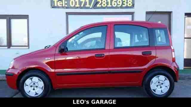Fiat Panda 1.1 8V Active - ZV FFB-RADIO CD-EL.FH-TOP