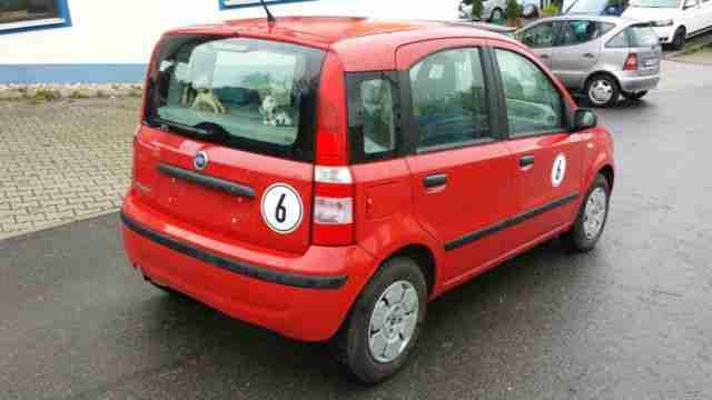 Fiat Panda 1.1 8V Führerscheinfrei 6km h - Heißer Verkauf