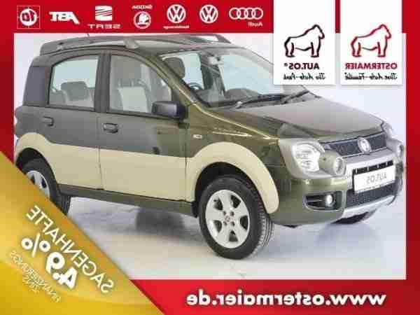Panda CROSS 1.3 Multijet 4x4 ALLRAD CD MP3, KLIMA