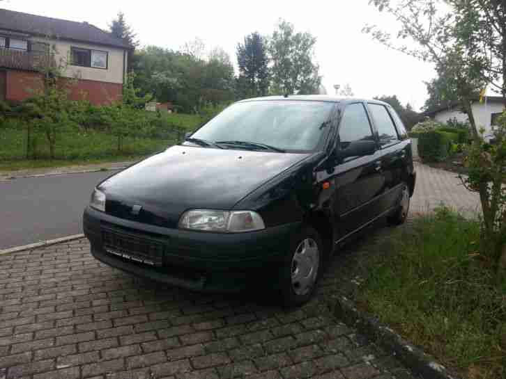 Punto 176 (kein VW, Audi, Opel, Ford, Nissan,