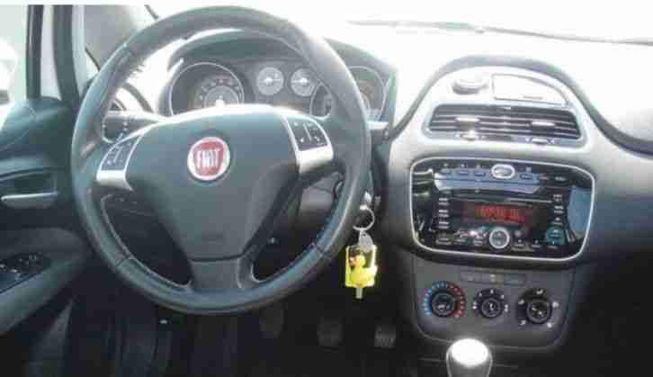 Fiat Punto Evo 1,4 16V Multiair Racing Start & Stopp