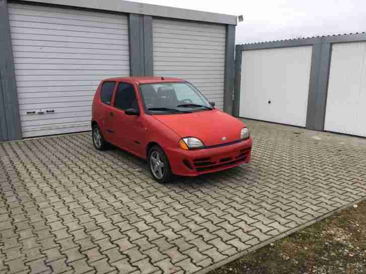 Fiat Seicento Sporting 54PS AZEV