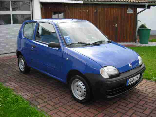 Seicento! Top Zustand 59000 tkm Super