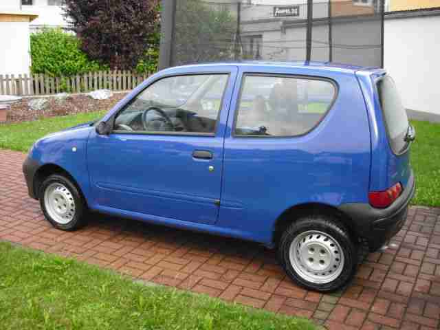 Fiat Seicento! Top