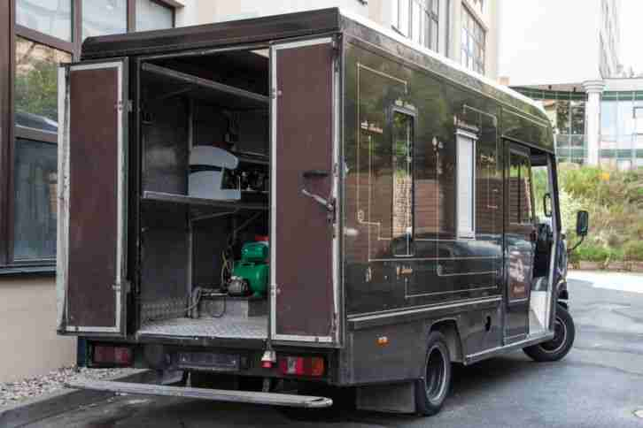 food truck kaffeemobil imbisswagen street food nutzfahrzeuge angebote. Black Bedroom Furniture Sets. Home Design Ideas