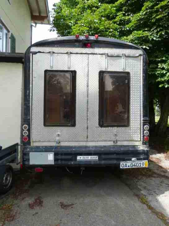 foodtruck us schoolbus wohnmobil sonderpreis die besten. Black Bedroom Furniture Sets. Home Design Ideas