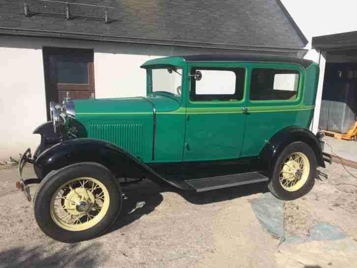 ford a bj 1930 top zustand oldtimer hot rod us die besten angebote amerikanischen autos. Black Bedroom Furniture Sets. Home Design Ideas
