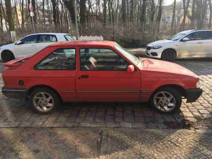 Ford Escort Mk4 1. 4i cl 73ps