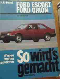 Ford Escort/ Orion