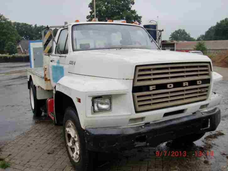 Ford F 150, 250, 350, 600 Heavy Duty Truck