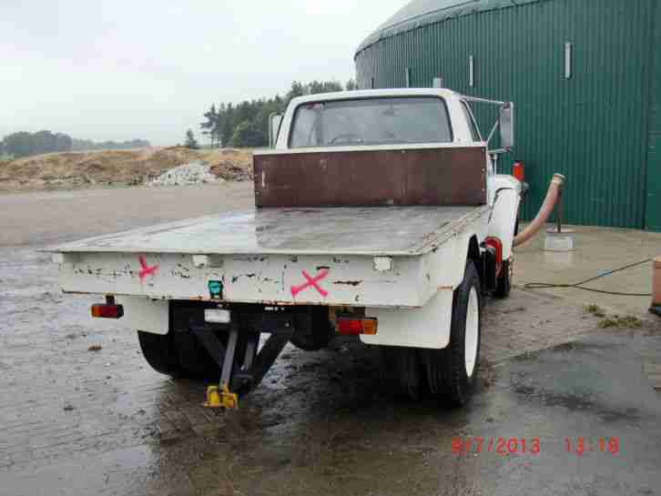 Ford F 150, 250, 350, 600 Heavy Duty Truck Oldtimer