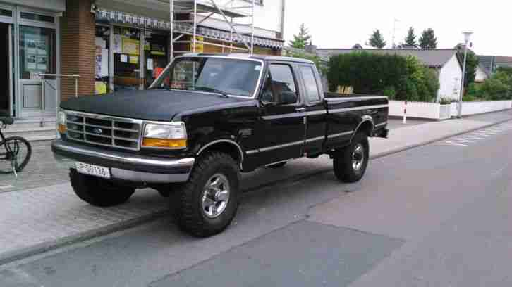 ford f 250 allrad pick up die besten angebote amerikanischen autos. Black Bedroom Furniture Sets. Home Design Ideas