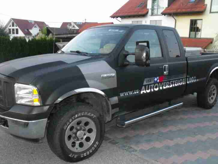 ford f 350 diesel allrad leder leicht die besten. Black Bedroom Furniture Sets. Home Design Ideas