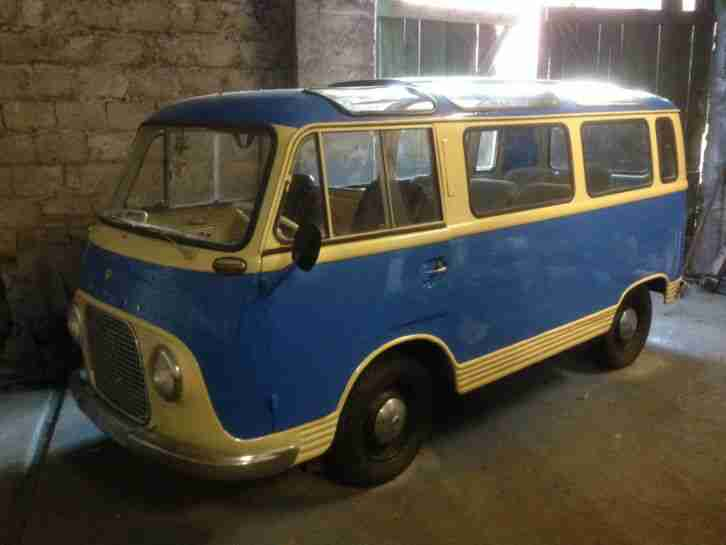 Ford FK Fenster Bus Transit Samba