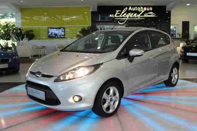 Ford Fiesta 1.25 KLIMA EFH ALU ESP BORDCOMPUTER