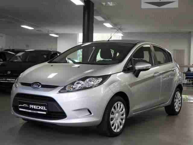 Ford Fiesta 1.25 Trend Klima Bluetooth